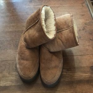 Ugg boots ultra short